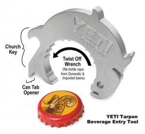 Yeti Tarpon Beverage Entry Tool