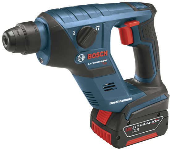 bosch rhs181 compact rotary hammer. Black Bedroom Furniture Sets. Home Design Ideas