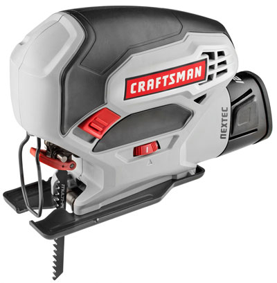 New craftsman nextec 12v jig saw greentooth
