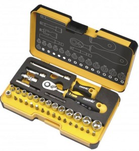 Felo Ergonic Ratchet and Socket Set