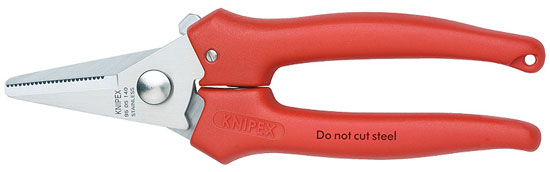 Knipex Combination Utility Shears