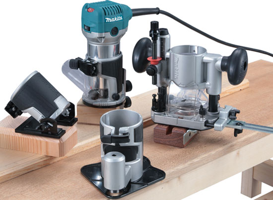Makita Compact Router Kit RT0700C