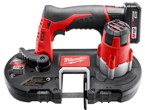 Milwaukee M12 Band Saw