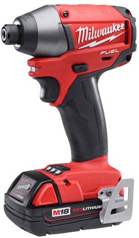 Milwaukee M18 Fuel Impact Driver