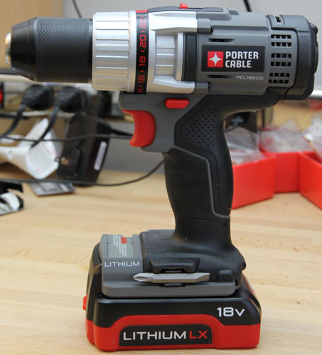 Porter Cable 18V Drill Driver PCL180CD