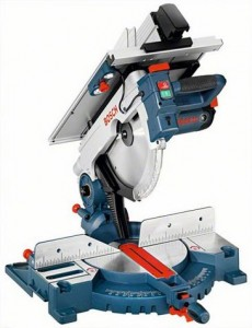 Bosch (UK) GTM12 Pro Miter Table Saw Combo