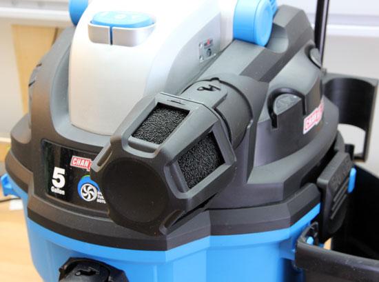 Channellock Garage Vacuum Noise Muffler