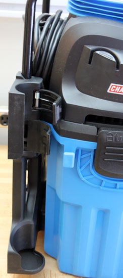 Channellock Garage Vacuum Side Profile