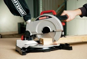 New Craftsman Multi-Material Miter Saw