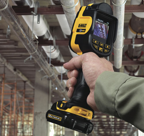Dewalt DCT416 Thermal Imaging Camera