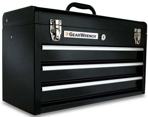 Gearwrench 3-Drawer Tool Box