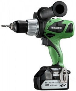 New Hitachi Brushless Hammer Drill