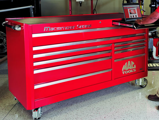 large tool boxes for sale new mac macsimizer tool box with laptop friendly features 8906