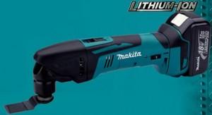 Makita 18V LXT Oscillating Multi-tool LXMT025