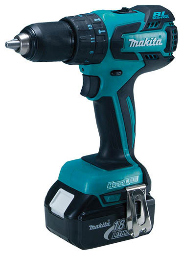 New Makita Brushless Hammer Drill Impact Driver And Rotary Hammer
