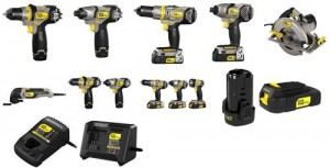 Stanley FatMax Power Tool Family