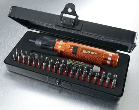 New Wiha Powered Micro Bit Screwdriver Set