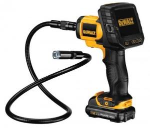 Dewalt 12V Wireless Inspection Camera – Amazon Lightning Deal $70-off 5-10-12