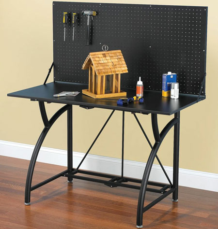Folding Compact Workbench