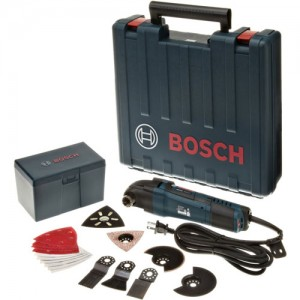 Bosch Oscillating Tool Kit for $115 (One Day Only)
