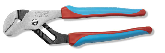 Channellock Code [Red, White, and] Blue Pliers Now 100% USA-Made