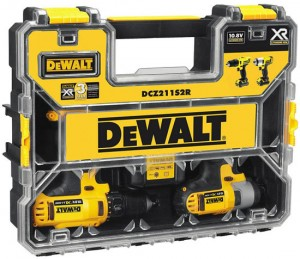 Stackable Dewalt 12V Tool Case, But You Can't Buy It Here