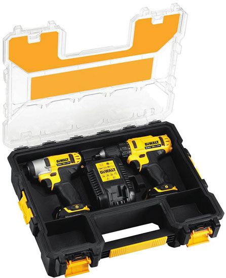 Stackable Dewalt 12v Tool Case But You Can T Buy It Here