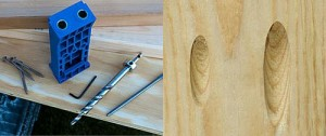 Kreg Jig HD Makes Bigger Pocket Holes