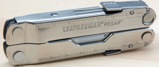 Leatherman Rebar Closed