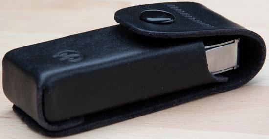 Leatherman Rebar in Leather Case