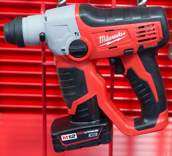 Milwaukee M12 Rotary Hammer
