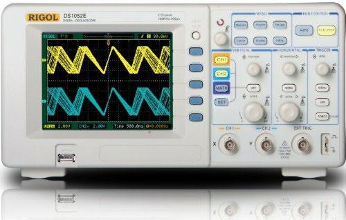 Rigol DS1052E – a Cheap Digital Oscilloscope