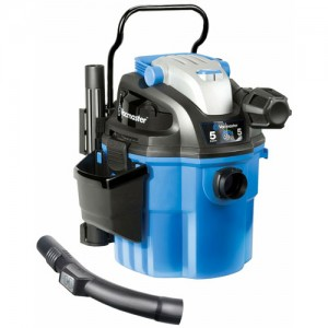 Vacmaster wall-mount shop vacuum