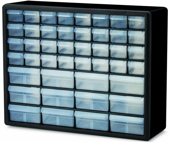 Akro Mils Small Parts Organizers