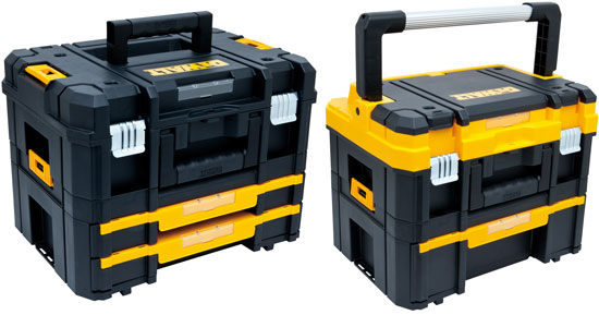 Modular Tool Box Systems Compared L Boxx Vs Toughsystem