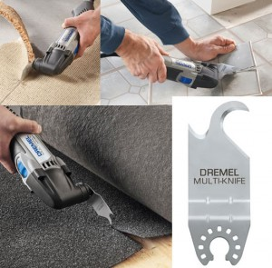 New Dremel Multi-Knife and Drywall Jab Saw Blades