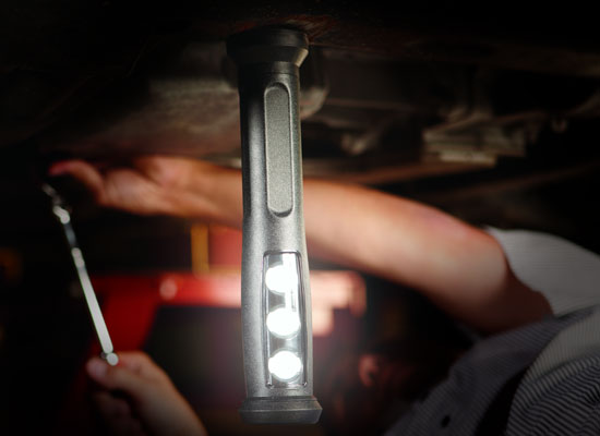 Mac Cordless Rechargeable Led Worklight