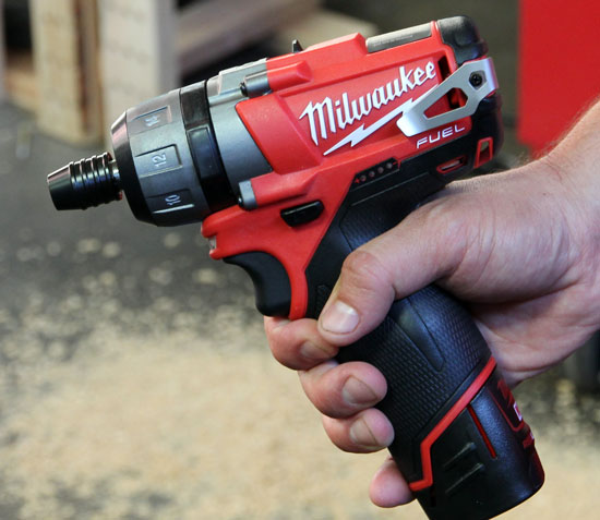 Milwaukee M12 Fuel Screwdriver