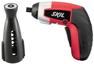 Skil iXO Cordless Screwdriver With Corkscrew Attachment