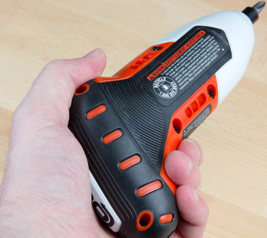 Black & Decker Gyro Ergonomics