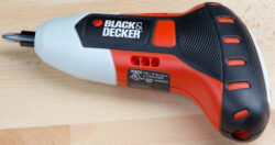 Black & Decker Gyro Side
