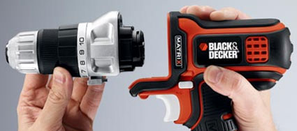 Black & Decker Matrix Drill Driver Attachment