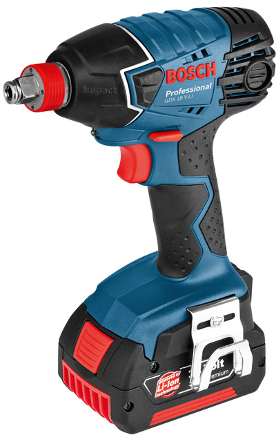 Harbor Freight Impact Driver