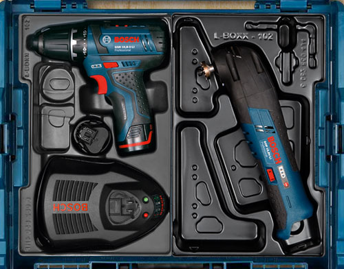 Bosch L Boxx 3d And Cordless Tool Inserts