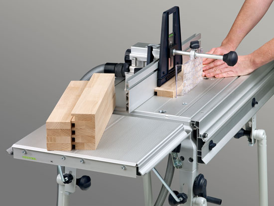 Festool cms router table first impressions review greentooth Images