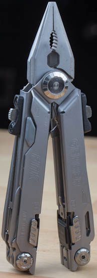 Gerber Flik Multi-Tool Pliers Deployed Closed