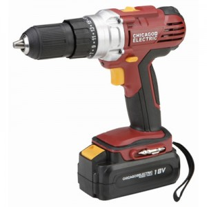 New Harbor Freight Impact Driver