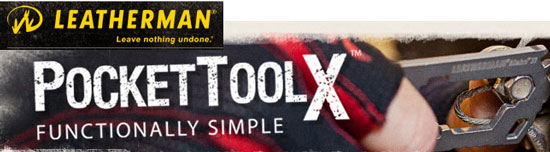 Leatherman Buys PocketToolX
