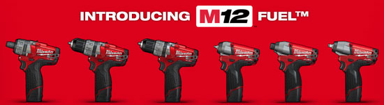 Milwaukee M12 Fuel Intro