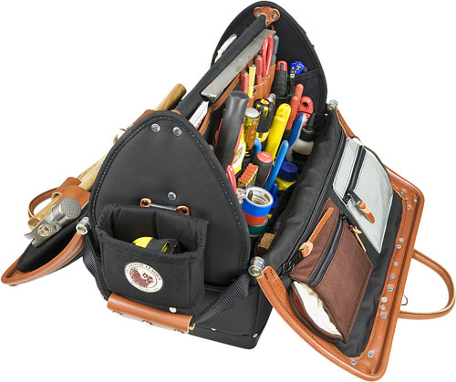 Occidental Leather Dr. Wood Tool Case – the Ultimate Tool Bag?